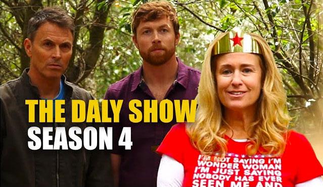 Daly Show Season 4 featuring Susan Eisenberg