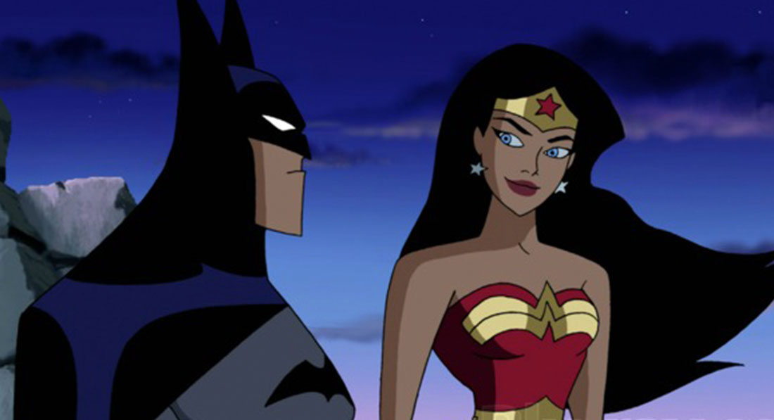 Justice League: Batman and Wonder Woman