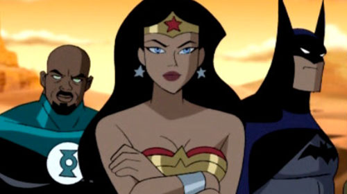 Animation: Justice League Unlimited