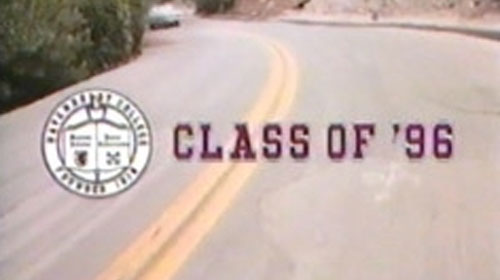 Class of '96 Television Show