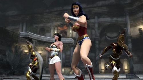 DC Universe Online: Wonder Woman
