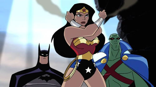 Justice League: Unlimited