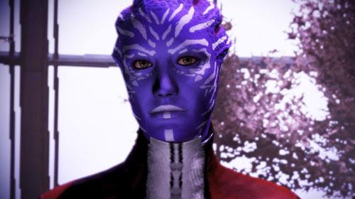 Mass Effect 3: Councilor Irissa