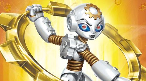Skylanders SuperChargers: Gearshift
