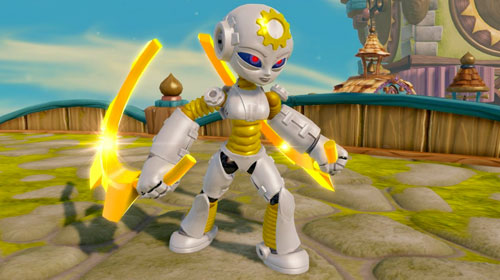 Skylanders Trap Team Gearshift