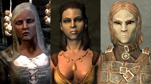 The Elder Scrolls V: Skyrim - Aia Arria / Alva / Beleval
