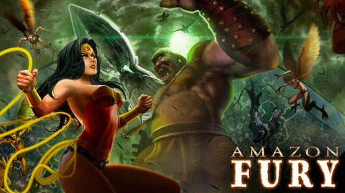 DC Universe Online: Amazon Fury
