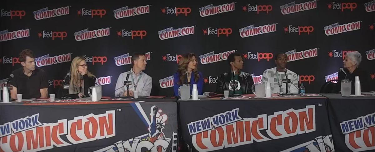 NYCC Justice League Reunion Panel