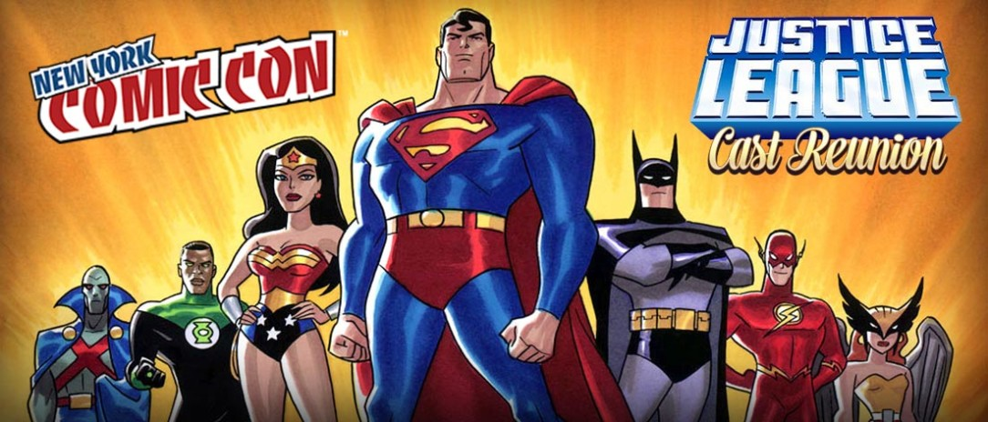 NYCC Justice League Reunion