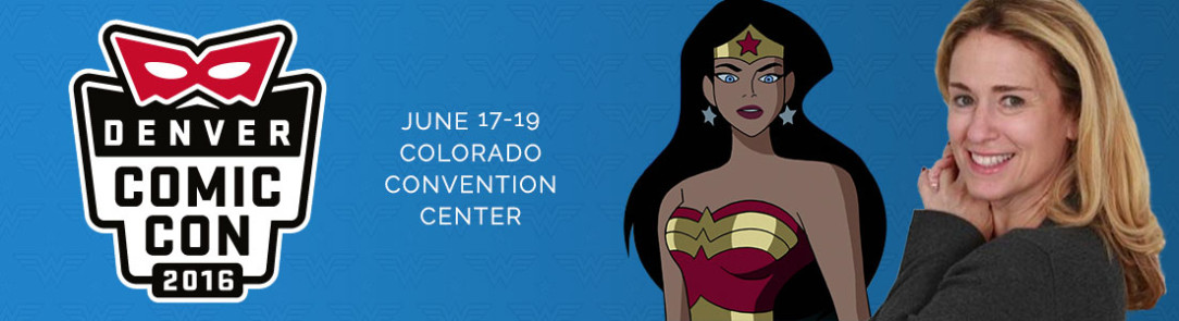 Denver Comic Con 2016 - Susan Eisenberg Appearance & Signings