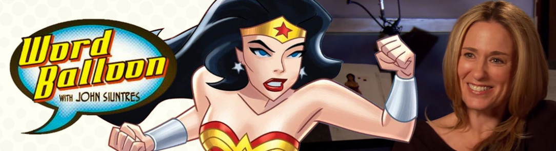 Word Balloon Podcast episode with Susan Eisenberg, voice actress of Wonder Woman