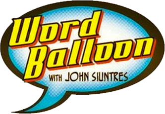 Logo: Word Balloon Podcast