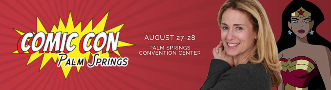 Comic Con Palm Springs appearance
