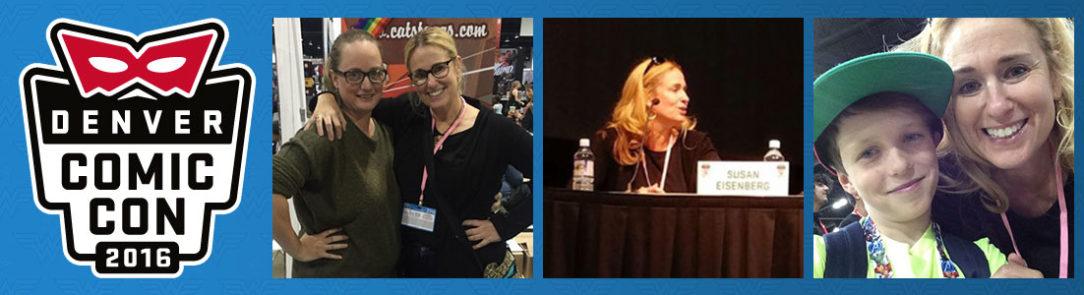 Denver Comic Con 2016 photos