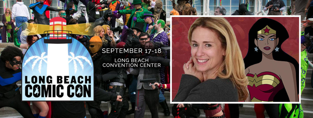 Long Beach Comic Con 2016
