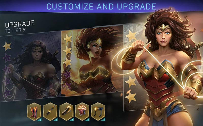 Injustice 2 Customization