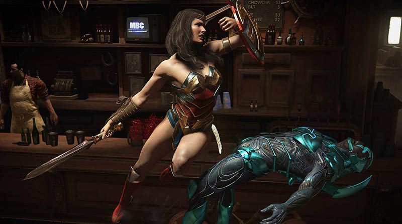 Injustice 2 Gameplay