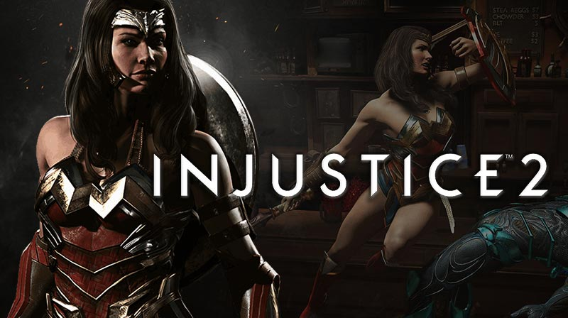 Injustice 2 - Susan Eisenberg returns to voice Wonder Woman in the sequel to the hit DC Universe Fighting Game