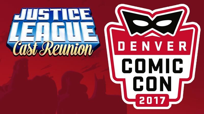Denver Comic Con 2017 Justice League Cast Reunion