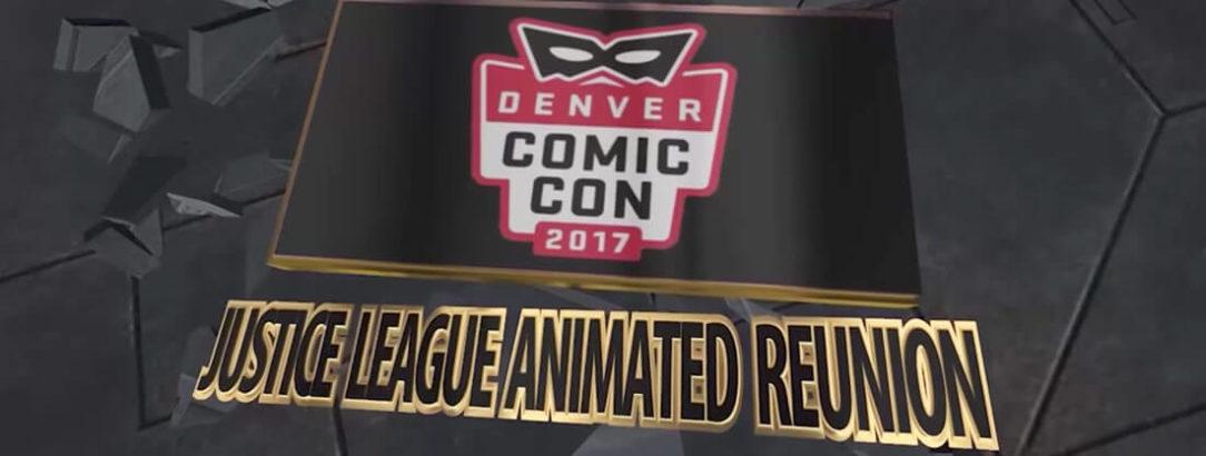 Justice League Animated Cast Reunion