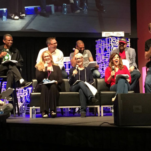 Denver Comic Con 2017: Justice League Cast Reunion