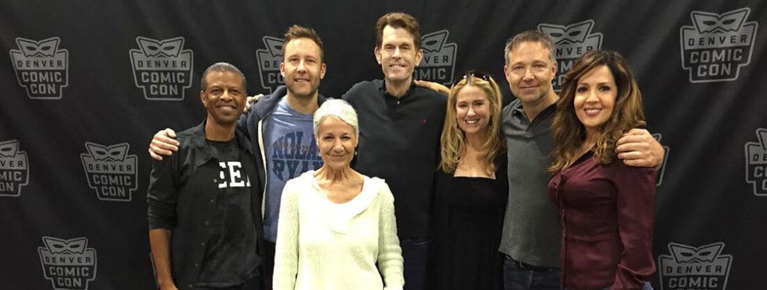 Denver Comic Con 2017: Justice League Cast Reunion