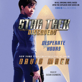 Star Trek: Discovery - Desperate Hours