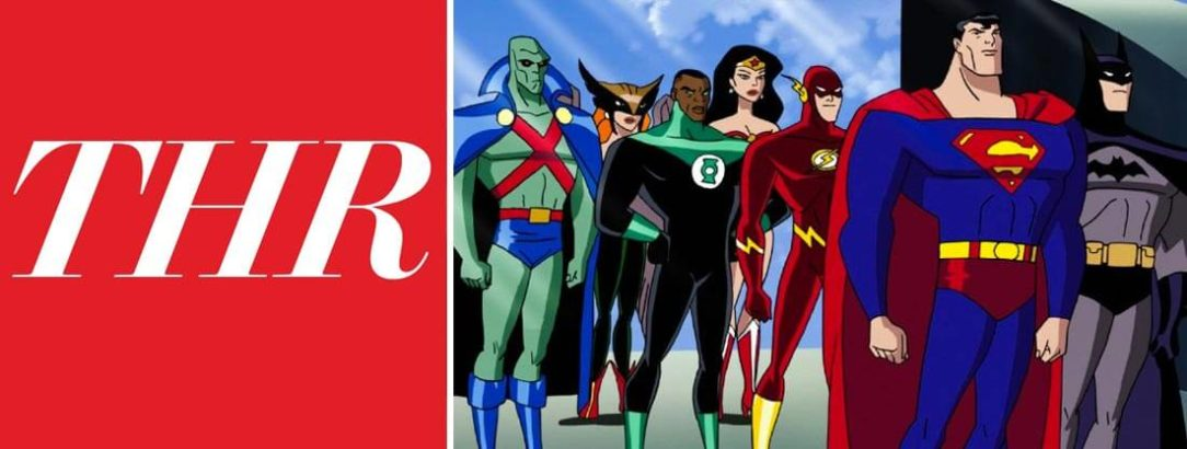 The Hollywood Reporter - What the 'Justice League' Cast Would Want From an Animated Reunion
