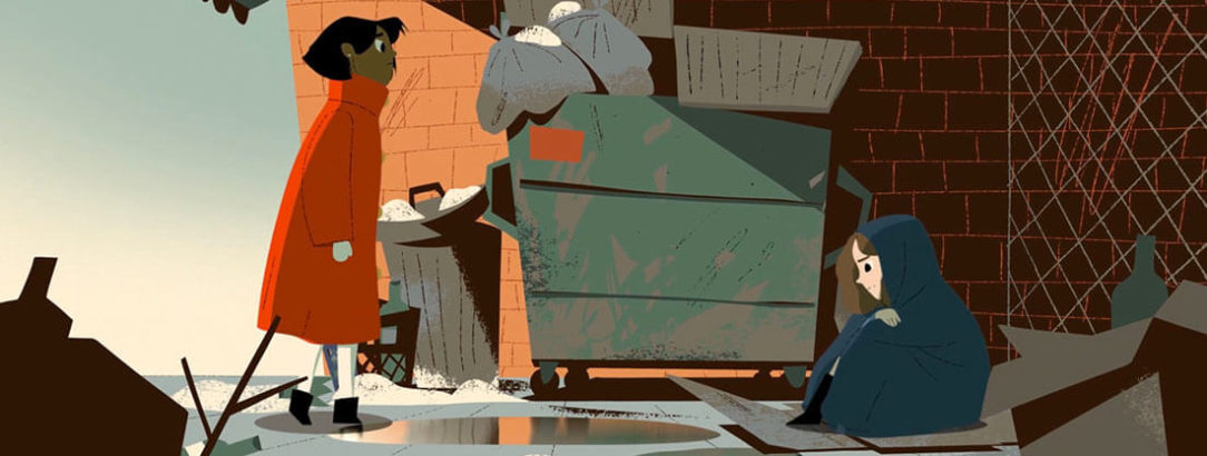 AdWeek: The Salvation Army Holiday Series Uses Animation to Evoke Compassion, Not Guilt