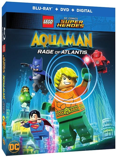 LEGO Aquaman: Rage of Atlantis