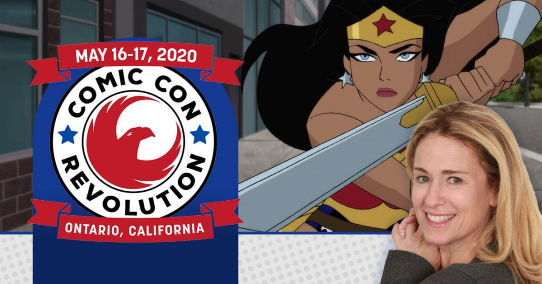 Comic Con Revolution Ontario California 2020