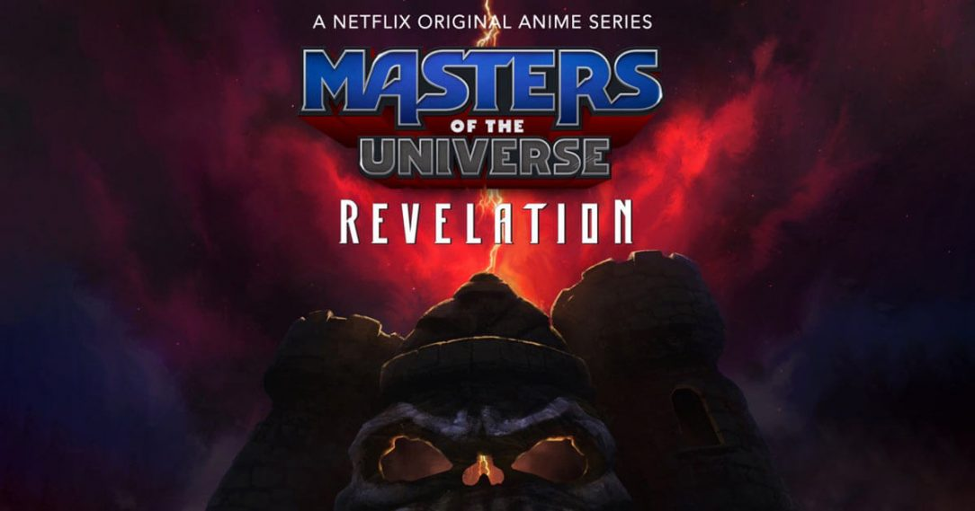 Masters of the Universe: Revelation on Netflix