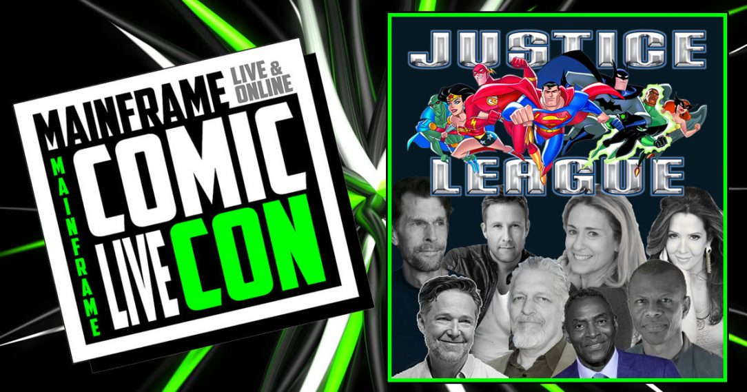 Mainframe Comic Con Online — Justice League Reunion Panel